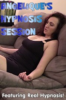 Angelique's Hypnosis Session