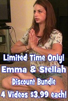 Emma and Stellah Discount Bundle