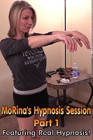 MoRina's Hypnosis Session Part 1