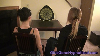 Hypnotized Roommates 6