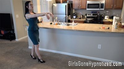 Hypnotizing the Secretary