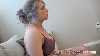 Nyla's Second Hypnosis Session